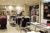 Оборудование магазинов одежды, обуви и аксессуаров.
