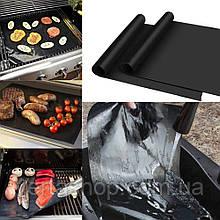 BBQ grill sheet гриль мат портативний антипригарним покриттям 33 * 40 см