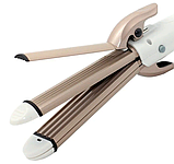 Професійний мультистайлер (плойка для завивки гофре) для волосся 4 в 1 gemei gm 2962, фото 5