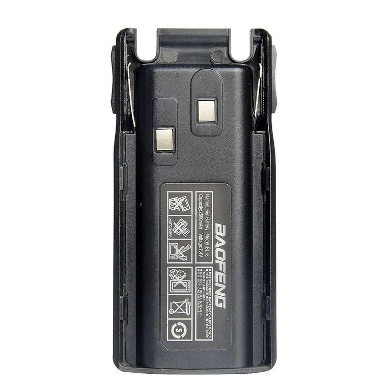Акумуляторна батарея для рації Baofeng UV-82 (BL-8) 2800mAh