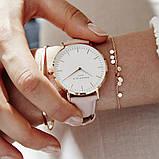 Жіночі годинники Rosefield РОЖЕВО - ЗОЛОТИЙ, фото 3