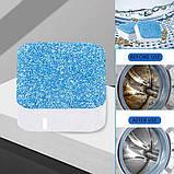Cредство для чистки стиральных машин Washing machine cleaner deep clean formula, фото 3