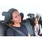 ОПТ Подушка-підголівник для сидіння Car Sleep Headrest Регульована спальне для дітей і дорослих в авто, фото 8