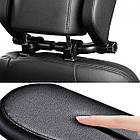 ОПТ Подушка-підголівник для сидіння Car Sleep Headrest Регульована спальне для дітей і дорослих в авто, фото 4