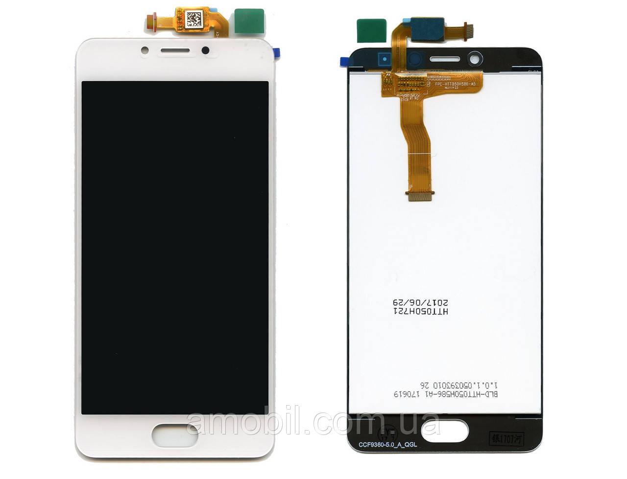Дисплей + сенсор Meizu M5C white orig