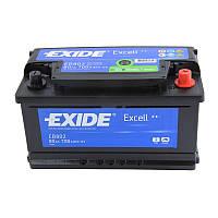 Аккумулятор 80Ah-12v Exide EXCELL EB802 (315х175х175),R,EN700, фото 1