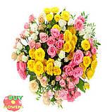 Розы микс спрей, фото 2