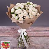 Таня роза кремовая ветка, фото 3