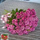 Фикшен сиреневая роза, фото 2
