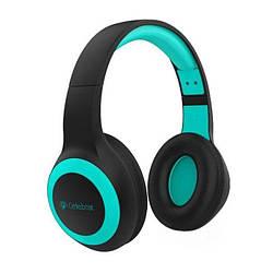 Bluetooth-Навушники Celebrat A23 Blue