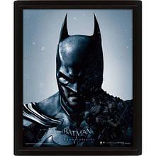 3D Постер Batman Arkham Origins (Batman /Joker) / Бетмен
