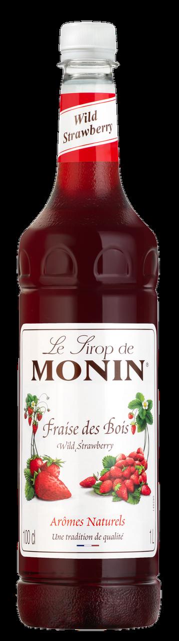 Сироп Monin зі смаком Суниці 1 л