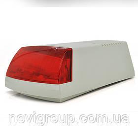Сирена HND-105 YOSO 120дБ, 50Вт, світлова індикація, 13,8-14В (285 * 198 * 102) 1,48 кг