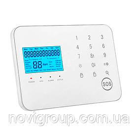 Комплект дротової GSM сигналізації PIPO WL-JT-99CSG