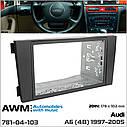 Перехідна рамка AWM Audi A6 (781-04-103), фото 5