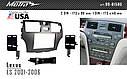 Переходная рамка Metra Lexus ES (99-8158G), фото 4