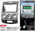 Переходная рамка Carav Mazda BT-50, Ford Ranger, Everest (11-275), фото 4