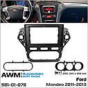 Переходная рамка AWM Ford Mondeo (981-01-078), фото 5
