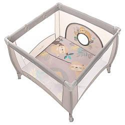 Детский манеж Baby Design Play Up 2020 (09 Beige)