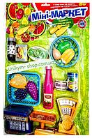 Игровой набор для детей Мини-маркет / Ігровий набір для дітей  Міні-маркет минимаркет мини маркет Metr+