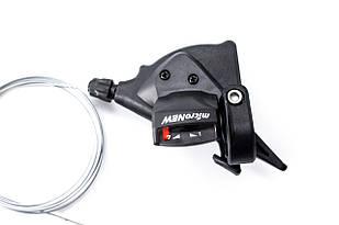 Манетка прав. R7 Micro New TS71-7R 7-speed
