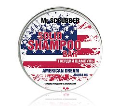 Твёрдый шампунь American Dream Mr.SCRUBBER 70г