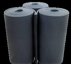 Изоляция листовая каучуковая
