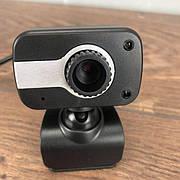 Веб-камера Tucci TC-101 с микрофоном для компьютера ПК ноутбука веб камера вебкамера с микрофоном