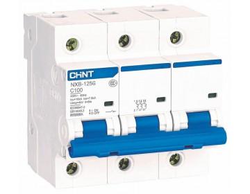 Автоматические выключатель NXB-125 3P C125 10 кA