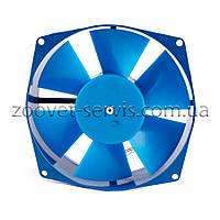Осевой вентилятор ( 2600 об/мин.) синий