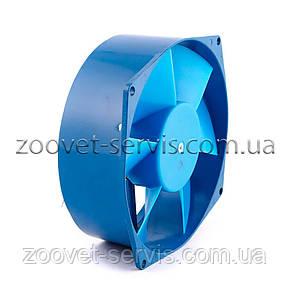 Осевой вентилятор ( 2600 об/мин.) синий, фото 2