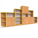 Школьная стенка для начальных классов и дидактических материалов ➨ СТАНДАРТ ✅, фото 4