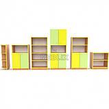Школьная стенка для начальных классов и дидактических материалов ➨ СТАНДАРТ ✅, фото 2