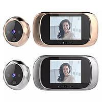 Видеоглазок цифровой с экраном для входной двери
