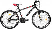 "Велосипед 24 MTB AL ""24 SILVER BIKE 500"" VB"