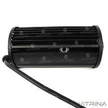 Світлодіодна фара LED (ЛІД) прямокутна 120W (40 діодів) | VTR, фото 3