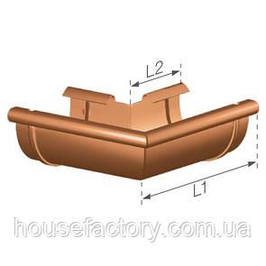 Кут внутрішній/зовнішній 100/90 мм 90°, Gamrat Magnat