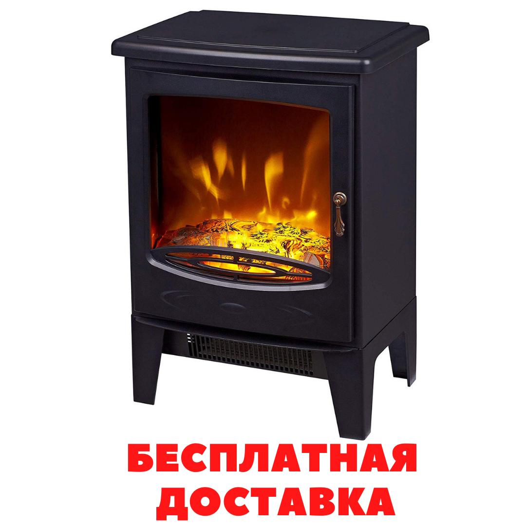 ЭЛЕКТРИЧЕСКИЙ КАМИН ARTIFLAME НАПОЛЬНЫЙ AF-FS-93-G обогрев до 20м2