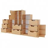 Шкільна стінка для документів та дидактичних матеріалів ➨ ОЛІМП пряма✅, фото 5