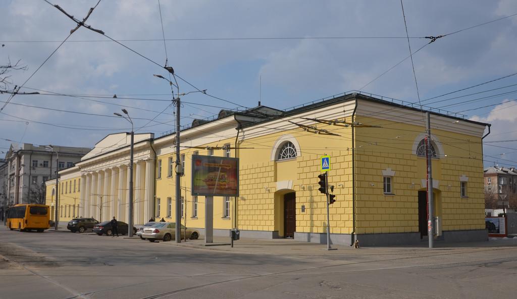 Реконструкция памятника архитектуры национального значения по пр. Д. Яворницкого, 106 в г. Днепр