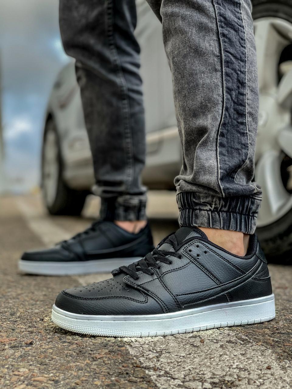 Кросівки чоловічі 18391, Jordan, чорні, [ 41 43 44 46 ] р. 41-27,0 див.
