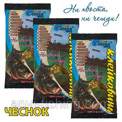 Клейковина Corona-Fishing - Часник - 250 грам