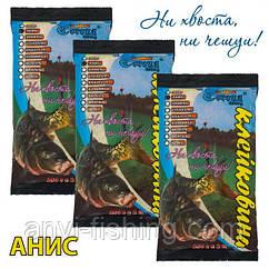 Клейковина Corona-Fishing - Аніс - 250 грам