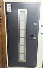 Двери входные Гранд Хаус 56 mm (с порогом из нерж.стали)