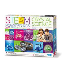 STEAM-набір 4М Світ кристалів 00-05534
