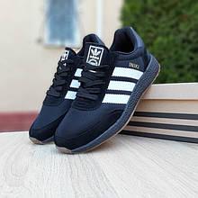 Кроссовки мужские в стиле Adidas iniki runner Black