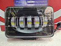 Фара светодиодная Led 5 линз 50W с четкой СТГ