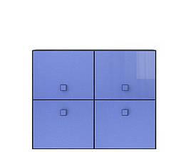 Тумбочка приліжкова в спальню з ДСП/МДФ Аватар 4Д Gerbor