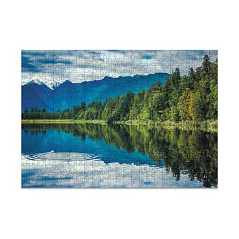 Пазл Озеро Мэтисон. Новая Зеландия (500 элементов)