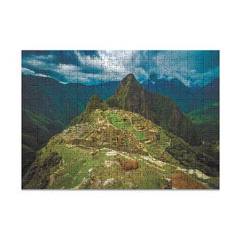 Пазл Мачу-Пикчу. Перу (500 элементов)